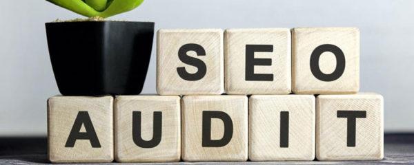 Outil d'audit SEO