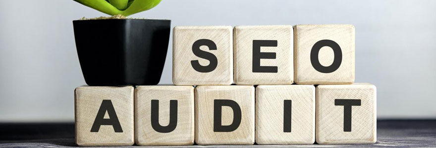 Outil d'audit SEO
