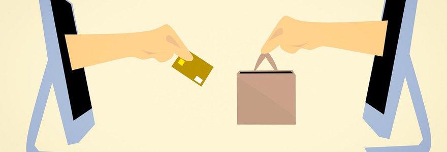 Vente en ligne e-commerce